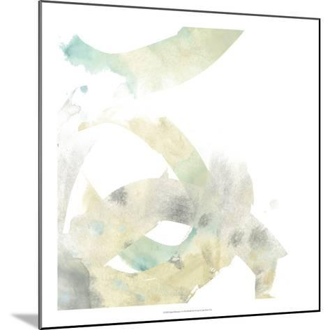 Spiral Inference I-June Erica Vess-Mounted Giclee Print