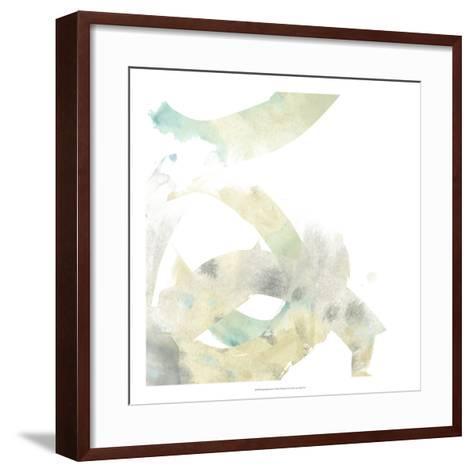 Spiral Inference I-June Erica Vess-Framed Art Print
