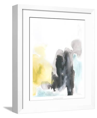 Geode Mirage II-June Erica Vess-Framed Art Print