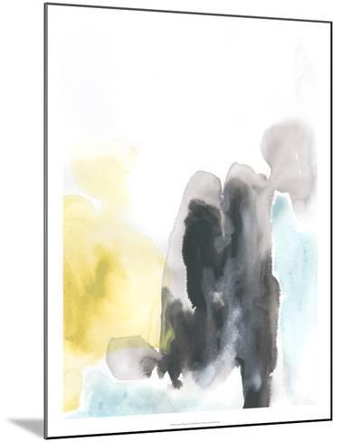 Geode Mirage II-June Erica Vess-Mounted Giclee Print