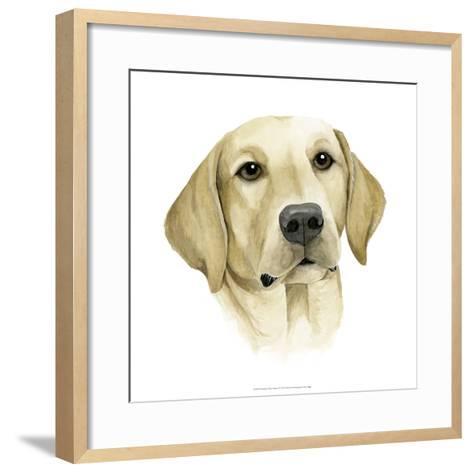 Human's Best Friend I-Grace Popp-Framed Art Print