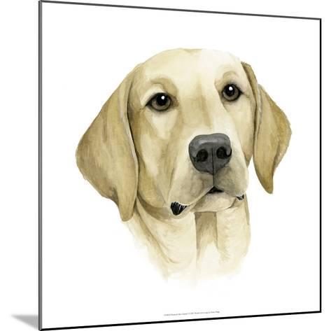 Human's Best Friend I-Grace Popp-Mounted Giclee Print
