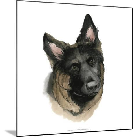 Human's Best Friend II-Grace Popp-Mounted Giclee Print