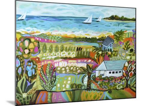 Nautical Whimsy III-Karen  Fields-Mounted Giclee Print