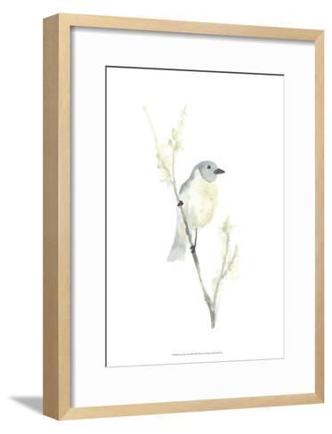 Avian Impressions III-June Erica Vess-Framed Art Print
