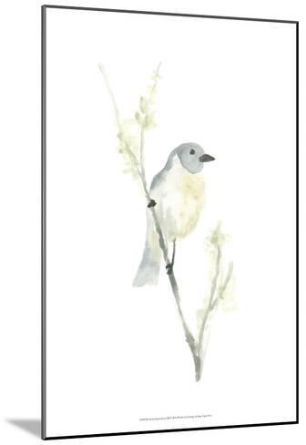 Avian Impressions III-June Erica Vess-Mounted Art Print