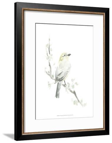 Avian Impressions IV-June Erica Vess-Framed Art Print