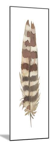 Feather Plume I-Sandra Jacobs-Mounted Giclee Print
