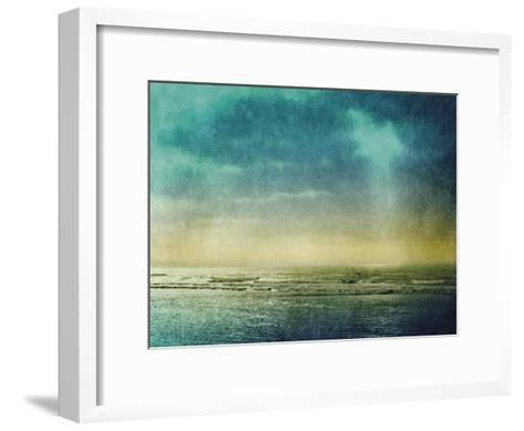 Formby Seas-Pete Kelly-Framed Art Print