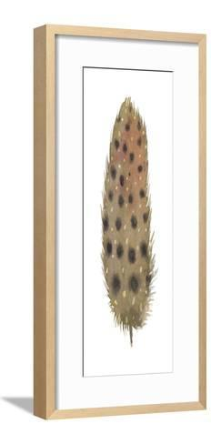 Feather Plume IV-Sandra Jacobs-Framed Art Print