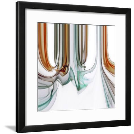Wave Dance II-Mark Lawrence-Framed Art Print