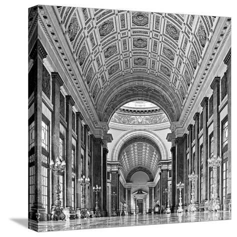 Church-PhotoINC Studio-Stretched Canvas Print