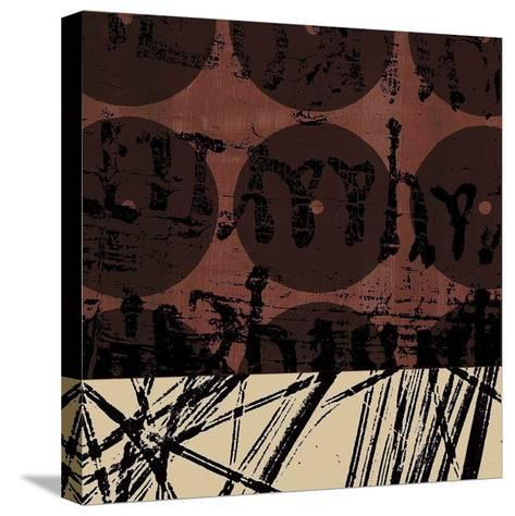 Fibers 1-GraphINC-Stretched Canvas Print