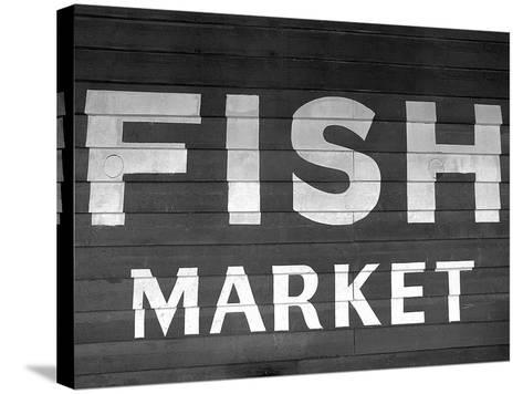 Fish Market-PhotoINC Studio-Stretched Canvas Print