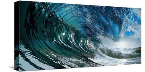 The Wave-PhotoINC Studio-Stretched Canvas Print