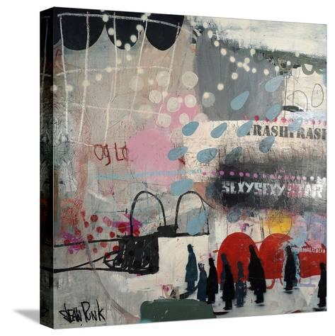Travel-Sean Punk-Stretched Canvas Print