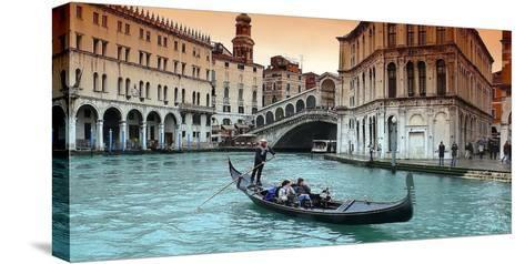 Venice-PhotoINC Studio-Stretched Canvas Print