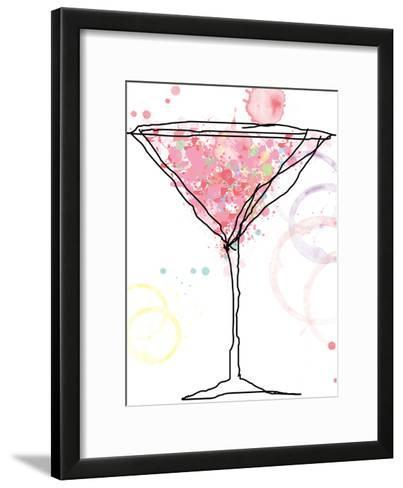 Cosmic Cosmo Large-Jan Weiss-Framed Art Print