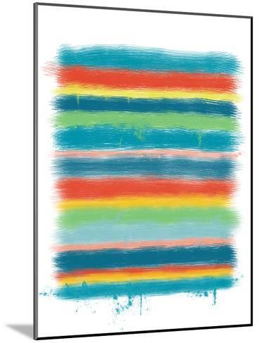 Pattern 2-Jan Weiss-Mounted Art Print