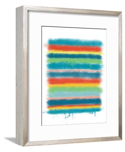 Pattern 2-Jan Weiss-Framed Art Print