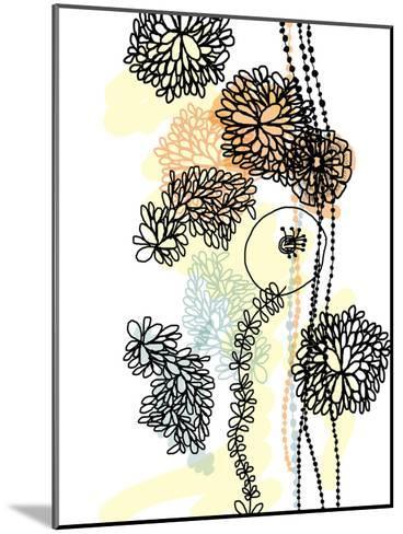 Pattern 7-Jan Weiss-Mounted Art Print