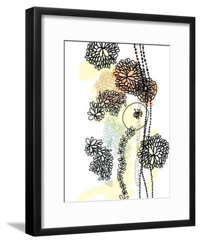 Pattern 7-Jan Weiss-Framed Art Print