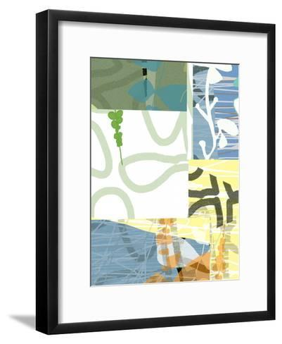 Pattern 11-Jan Weiss-Framed Art Print