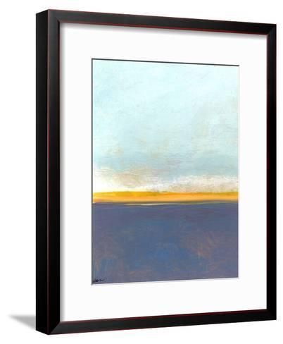 Big Sky Country 1-Jan Weiss-Framed Art Print