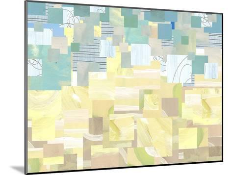 Pattern 4-Jan Weiss-Mounted Art Print
