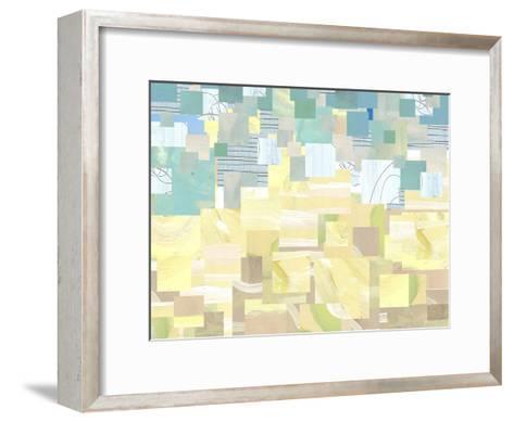 Pattern 4-Jan Weiss-Framed Art Print
