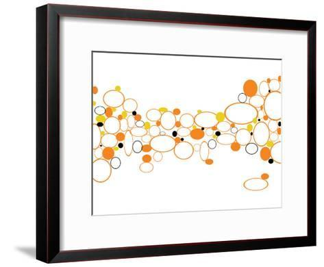 Pattern 10-Jan Weiss-Framed Art Print