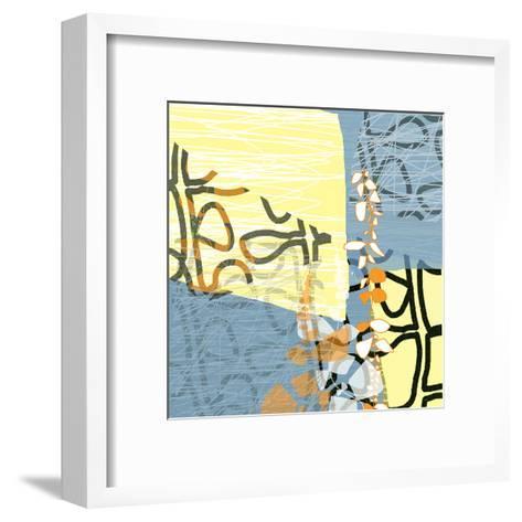 Pattern 16-Jan Weiss-Framed Art Print