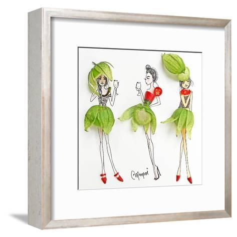 Tomatillo Ladies-Meredith Wing-Framed Art Print