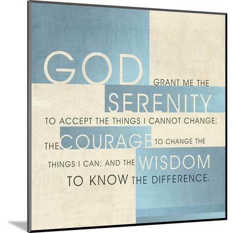 God Serenity-Dallas Drotz-Mounted Art Print
