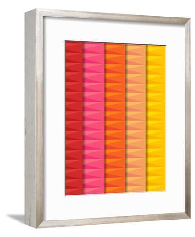 5 Colors Of Art-Wonderful Dream-Framed Art Print