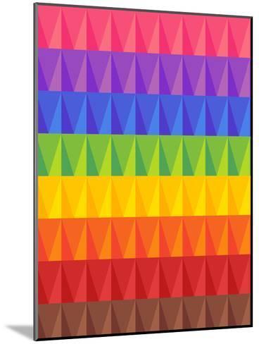 Modern And Trendy Pattern-Wonderful Dream-Mounted Art Print