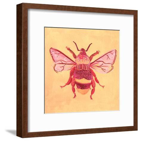 Bumblebee1-Cara Kozik-Framed Art Print