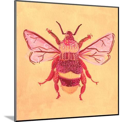 Bumblebee1-Cara Kozik-Mounted Art Print