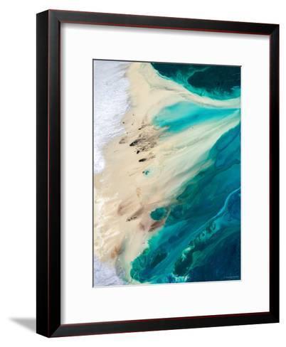Silver Shores-Lis Dawning Scott-Framed Art Print