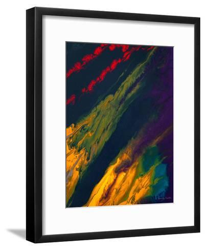 Radiance-Lis Dawning Scott-Framed Art Print