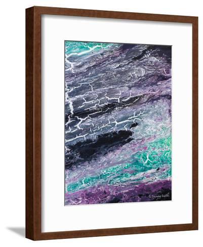 Beyond the Darkness-Lis Dawning Scott-Framed Art Print