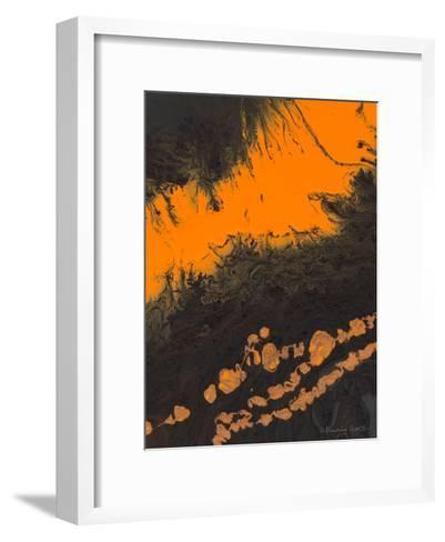 In the Groove-Lis Dawning Scott-Framed Art Print