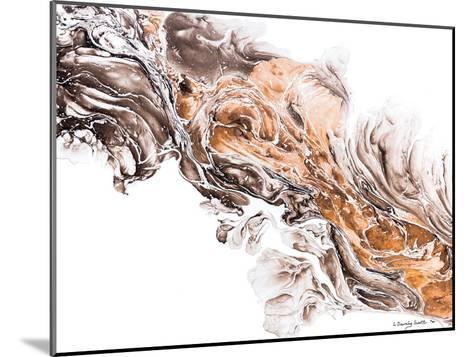Graceful Billows-Lis Dawning Scott-Mounted Art Print