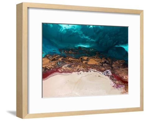 Surrounded-Lis Dawning Scott-Framed Art Print