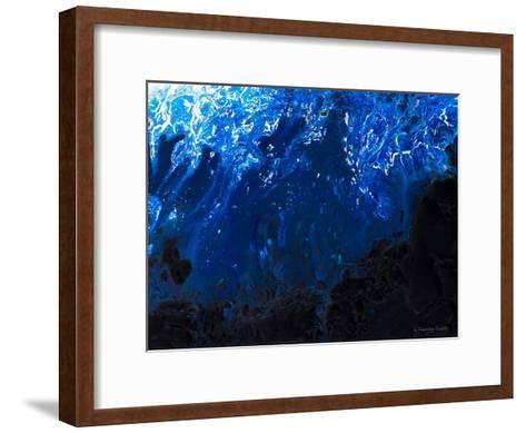 The Deep-Lis Dawning Scott-Framed Art Print