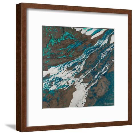 Liberation-Lis Dawning Scott-Framed Art Print