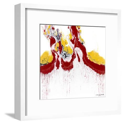 Freedom-Lis Dawning Scott-Framed Art Print