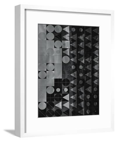Bybylyn_Skys-Spires-Framed Art Print