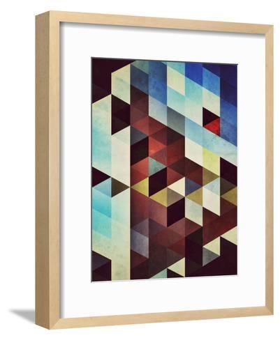 Myyvv Rydyxx-Spires-Framed Art Print