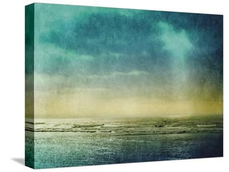 Formby Seas-Pete Kelly-Stretched Canvas Print